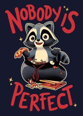 Raccoon Trash Panda Food