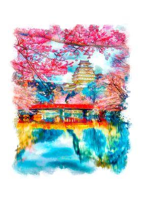 Monastery in Japan