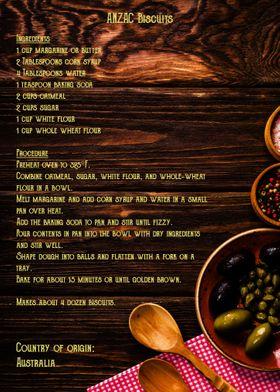 Australia recipe 3