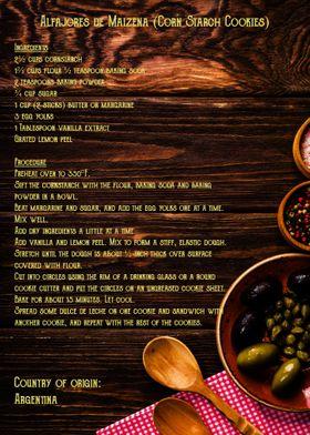 Argentina recipe 2