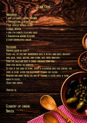 Brazil recipe 2