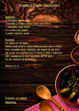 Argentina recipe 1