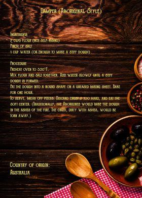 Australia recipe 2