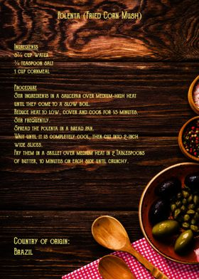 Brazil recipe 3