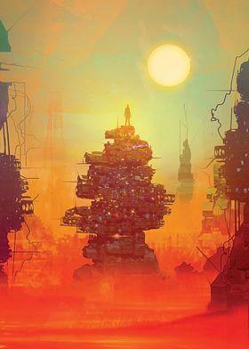Dystopian home