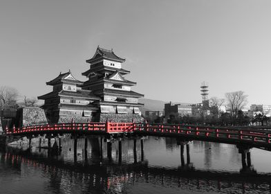 Japan Matsumoto Castle