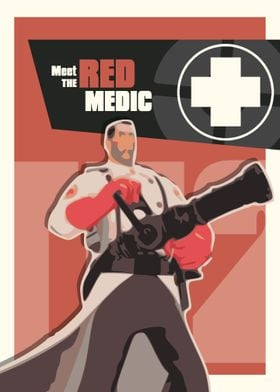 TF2 Meet The Red Medic