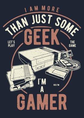 Not Just a Geek