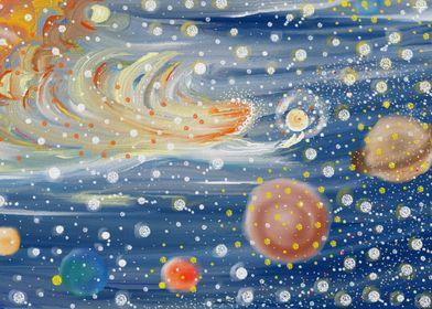 enchanted galaxy