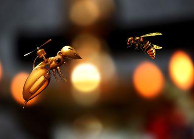 Bees fun