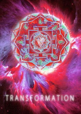 Kali Yantra Transformation