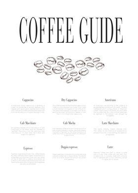 Cofee guide