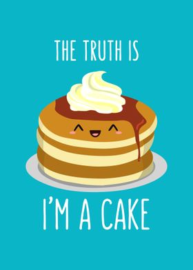 Pancake Sweet Truth