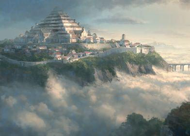 Ancient Cloud City