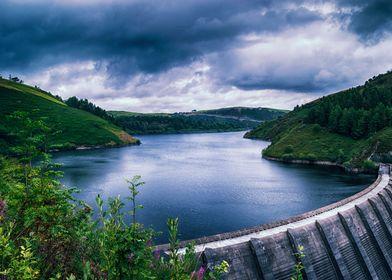 Clywedog Dam
