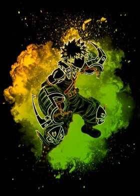 Soul of Explosion