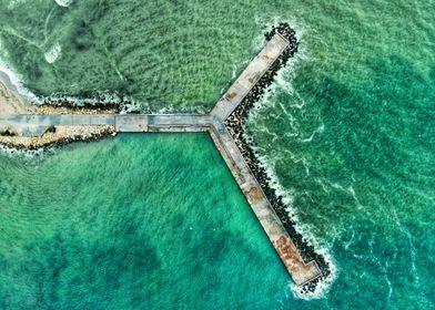 Sea dock