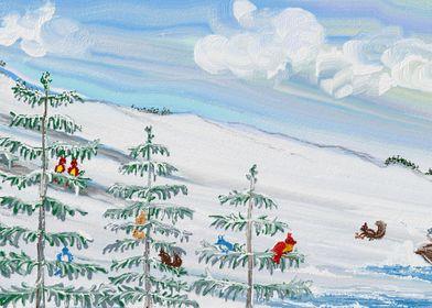 winter escapade