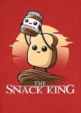 The snack king