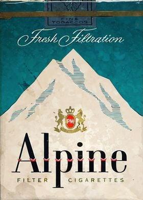 Vintagfe Alpine