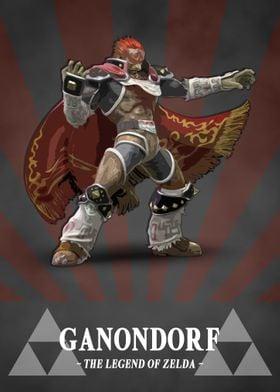 Ganondorf Radial