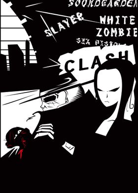 DEATH MAN VI