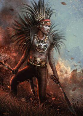 Ibaloy Warrior