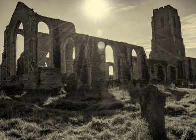 Covehithe Abbey