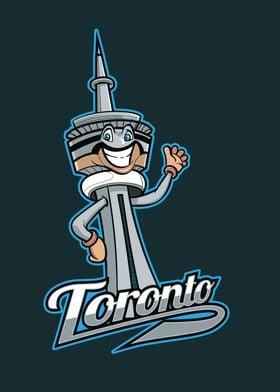 Toronto City Icon Badge