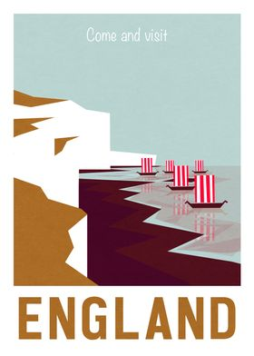 Come and visit England