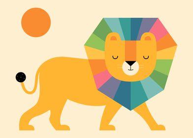 Lion Shine