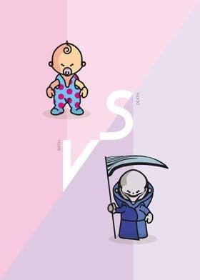 Birth vs Death