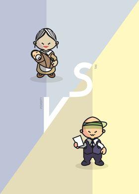 Poverty vs Tax