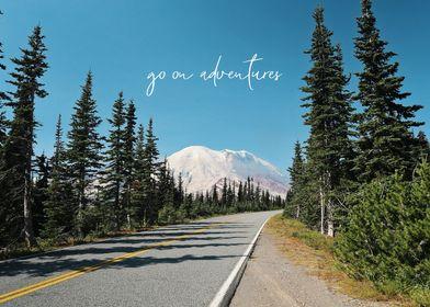 go on adventures