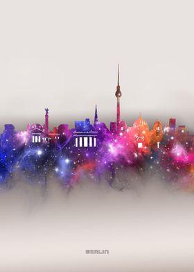 berlin city galaxy