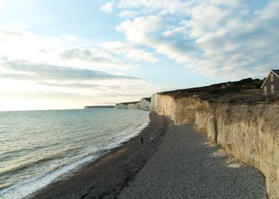 the cliff sea side 2