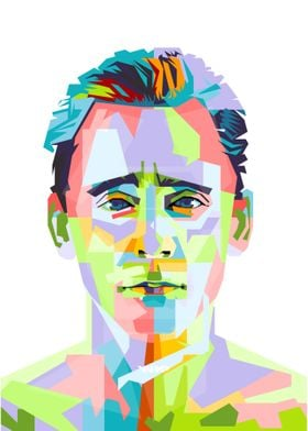 Tom Hiddleston in WPAP