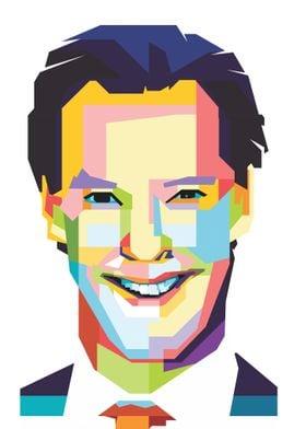 Benedict Cumberbatch WPAP