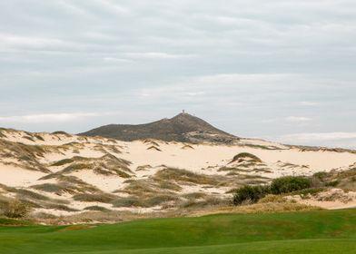 Diamante golf course