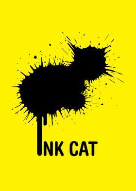 Ink cat 1