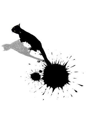 Ink cat 2