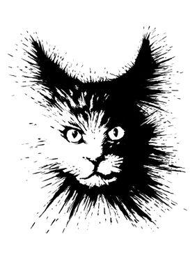 Ink Cat 4