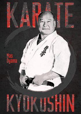 Karate Kyokushin M Oyama