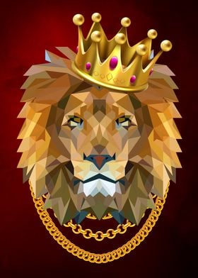 Lion King Gangsta