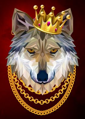 Wolf King Gangsta