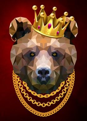 Bear King Gangsta