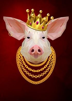 Pig King Gangsta