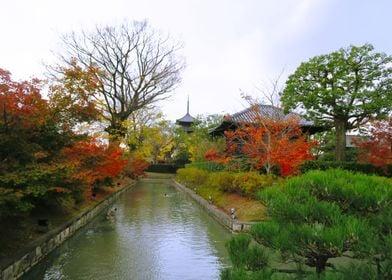 Kyoto spirit