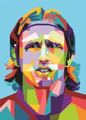 Luka Modric in WPAP