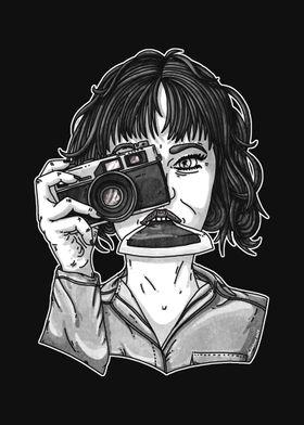 Polaroid Girl